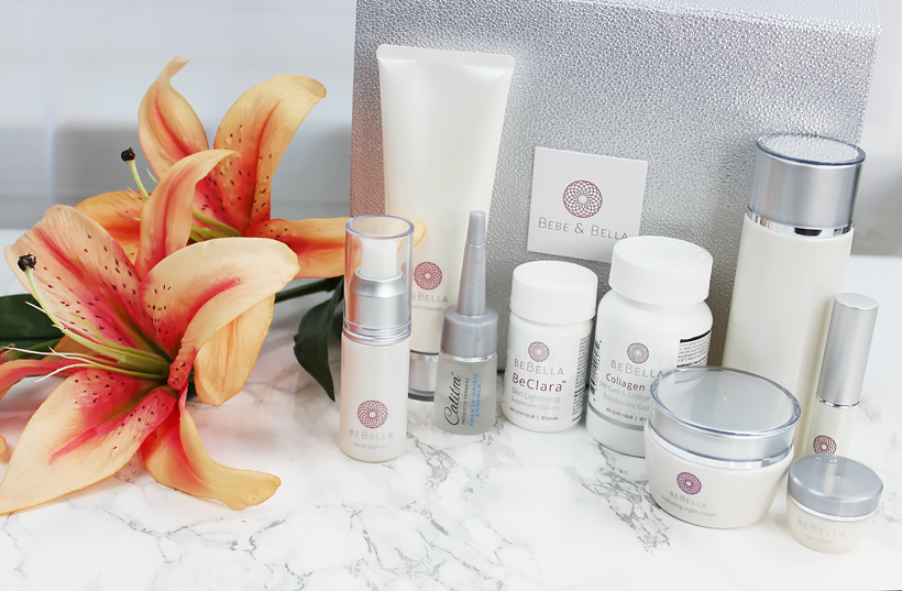 Beautiful & healthy skin from the inside out: Bebe & Bella Innovative Probiotic Skincare Review!