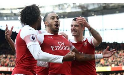 Video: Arsenal 4 – 2 Tottenham Hotspur [Premier League] Highlights 2018/19
