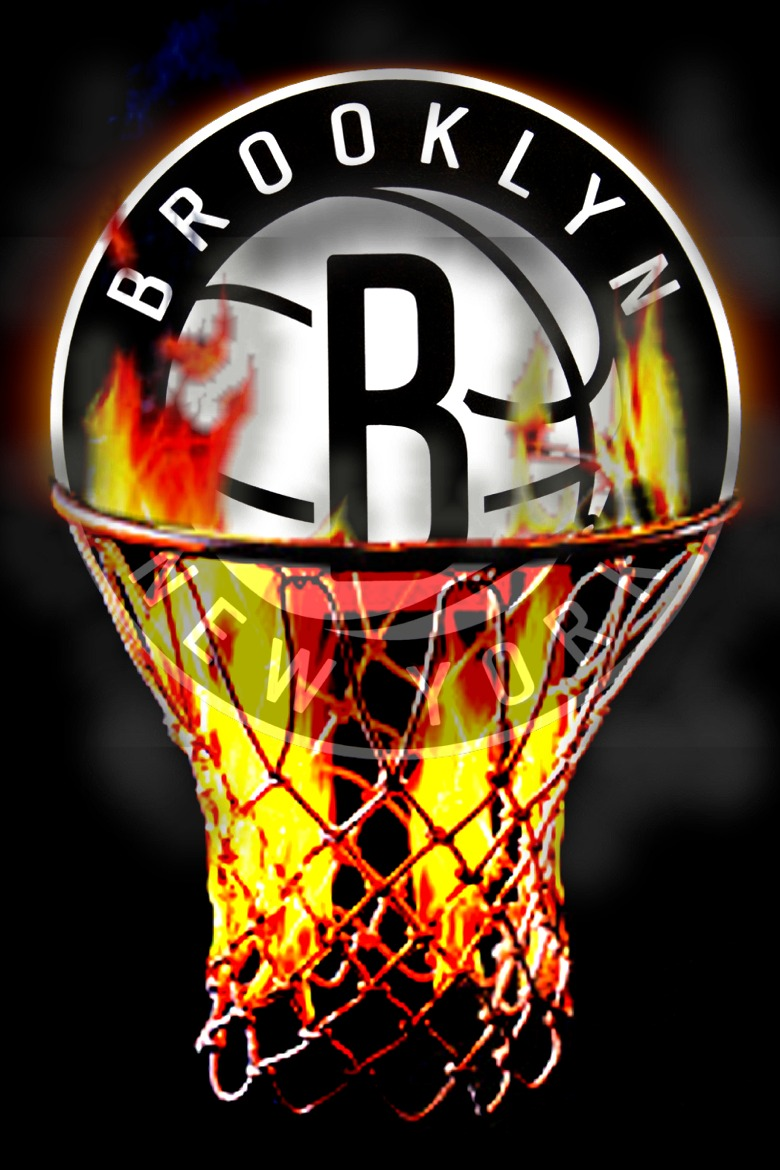 My Graphicks Brooklyn Nets Iphone Background