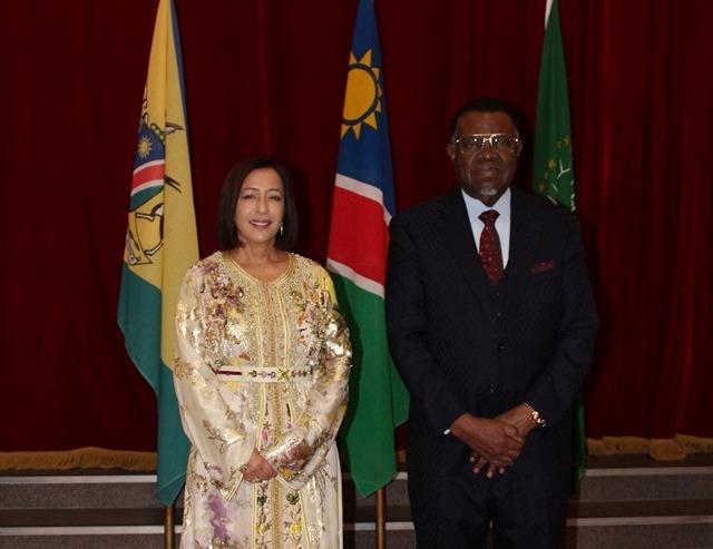 """Namibia: """"Nuestra relación con Marruecos no será en detrimento de la situación del pueblo saharaui"""""""