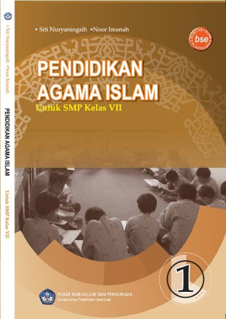 Download Buku Siswa KTSP SMP dan MTs Kelas 7 Pendidikan Agama Islam 1