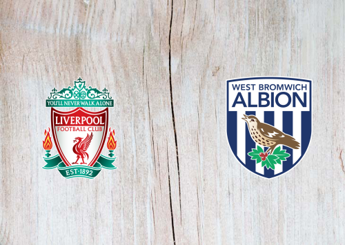Liverpool vs West Bromwich Albion -Highlights 27 December 2020