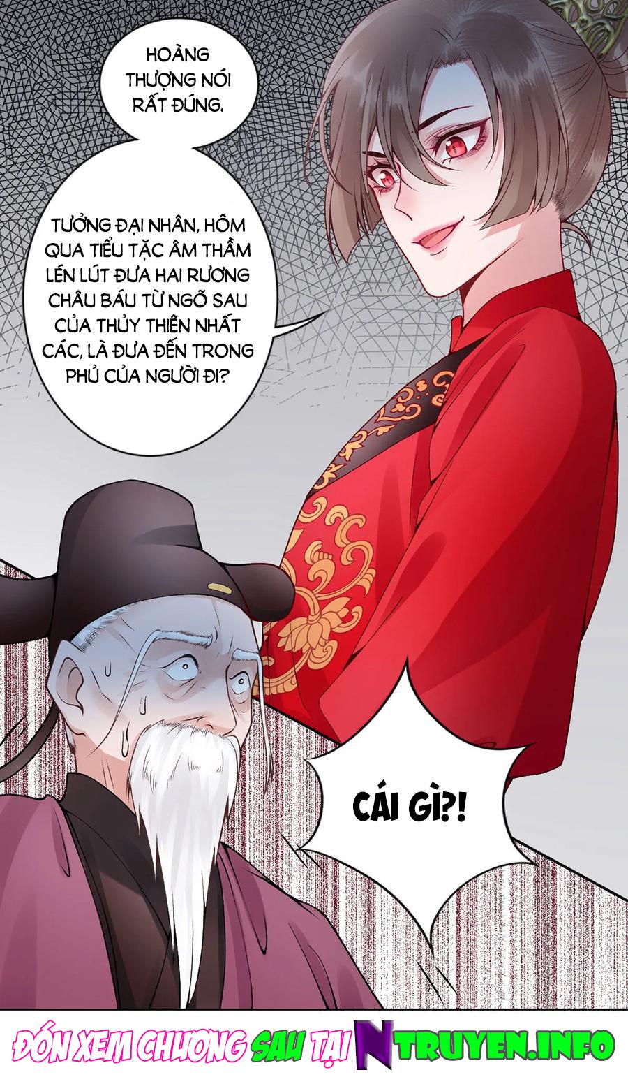 Hoàng phi 9000 tuổi chap 68 - Trang 28
