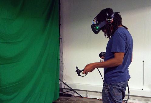 Game virtual reality melangkah jauh dari sekedar apa yang orang bayangkan.  Jika orang berpikir bahwa VR atau virtual reality 13384d8fd2