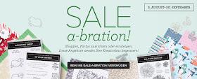 Sale-A-Bration - Broschüre