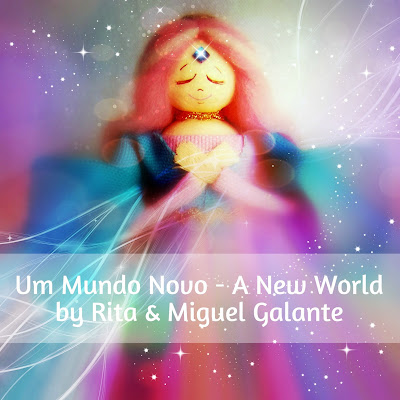 Mandala Jewelry Energy Healing and Healing Fairies by Um Mundo Novo