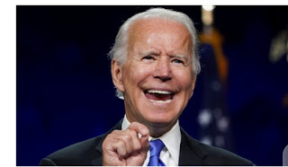 Democratic Party's presidential candidate Joe Biden says his top concern is to get control of the virus