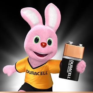 duracell 9v plus power batterie