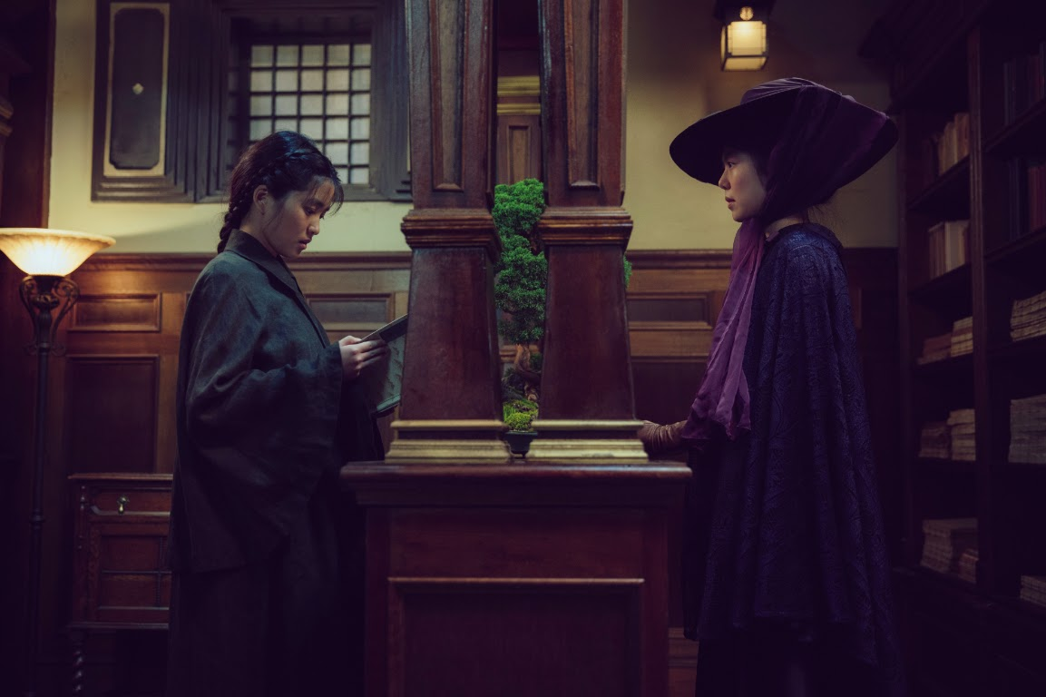아가씨 The Handmaiden (2016) review