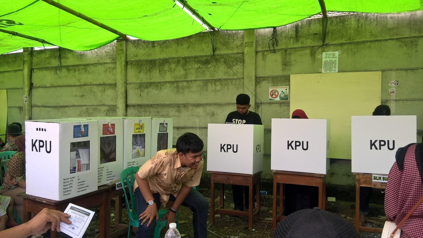 Pemilu Serentak