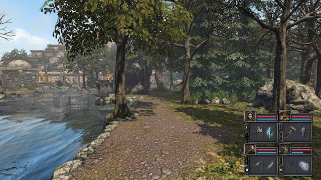 Legend of Grimrock 2 game highly compressed