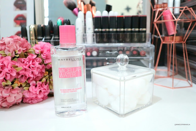 Maybelline Micellar Water Review
