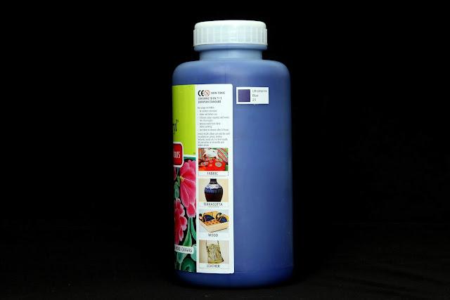 Pidilite Fevicryl Acrylic Colour Ultramarine Blue 23 1 litre