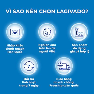 Tại sao bạn nên chọn phấn nước cushion Lagivado