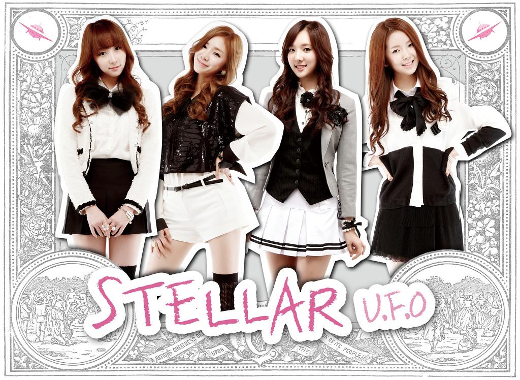 [Single] Stellar – UFO