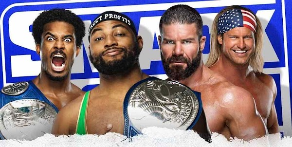 WWE Smackdown Live Stream January 8, 2021