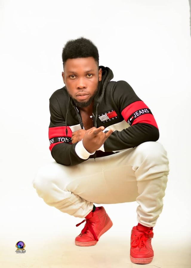 Wise Berk is set to Release a New song Titled(Bless Me)