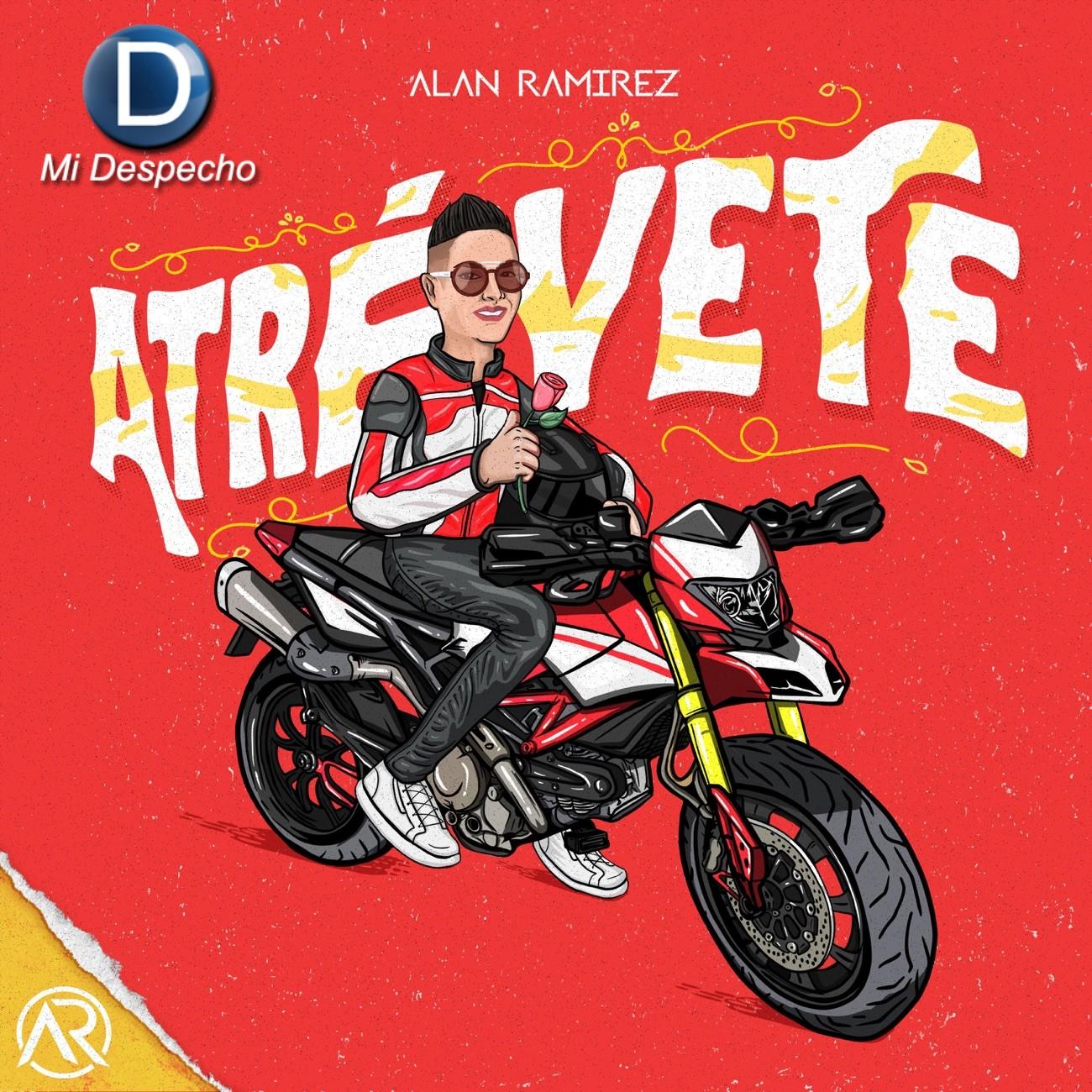 Alan Ramírez Atrévete Frontal