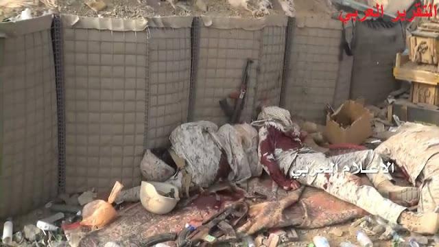 ضربة قاسية موجعه الحوثيون يعلنون قتل 45 جندياً سعودياً في نجران بصاروخٍ واحد