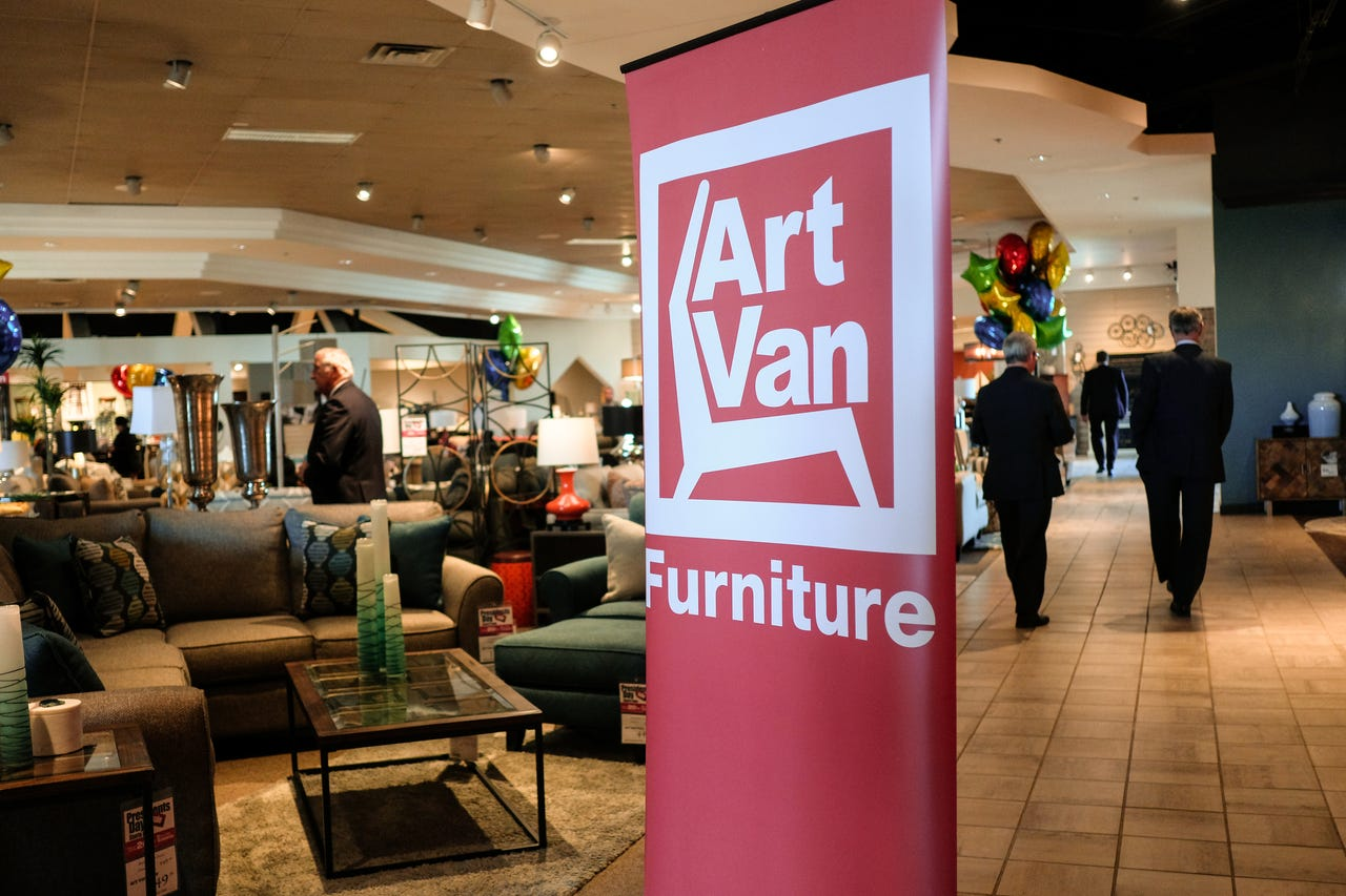 Art Van Furniture To Close All Stores Going Out Of Business
