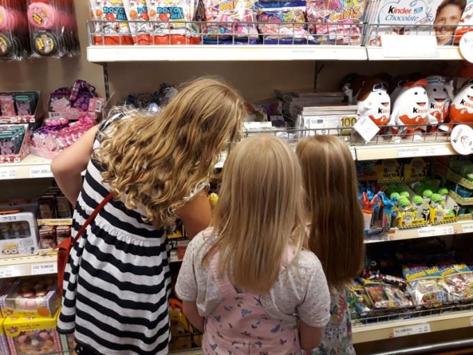 Baltic Princess ostokset / lasten kanssa risteily Turusta Tukholmaan
