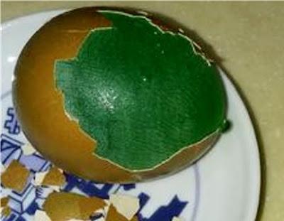 masukkan telur jely  di kulkas