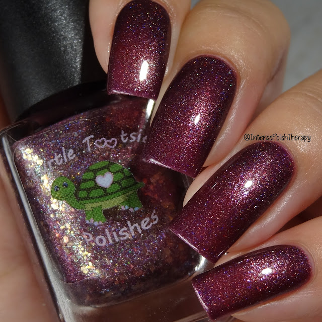 Turtle Tootsie Polish Put The Past Behind You Before You Can Move On | Hella Handmade Creations September 2019