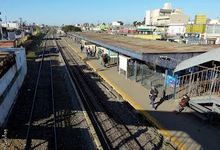 Reabren sin finalizar la estación San Antonio de Padua