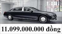 Giá xe Mercedes Maybach S560 4MATIC 2021