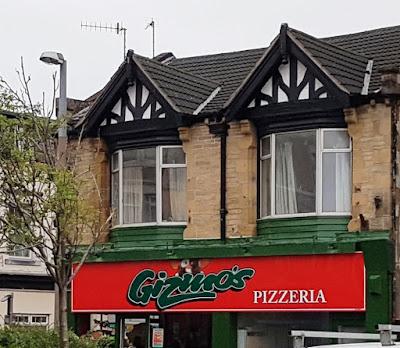 Gizmo's Pizzeria in Morecambe