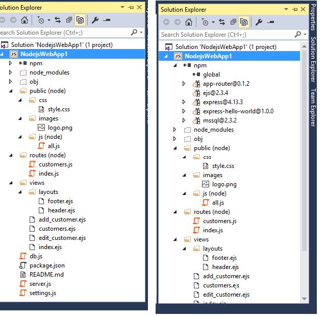 surendra kandira: Simple CRUD Node js & Sql server