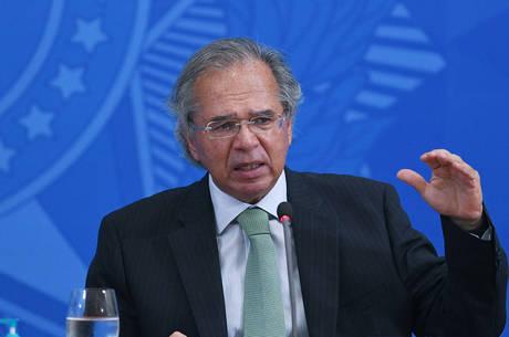 Guedes: auxílio emergencial deve ser dado enquanto durar a crise
