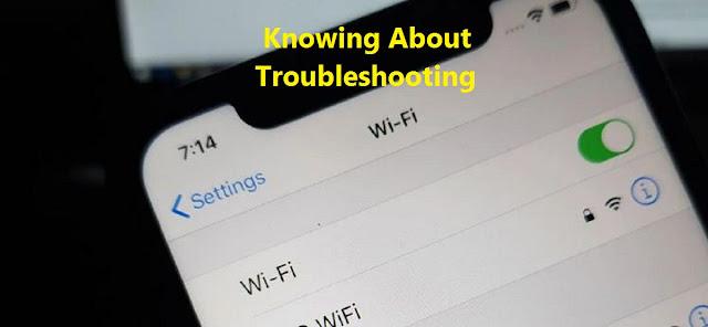 iPhone wifi troubleshooting