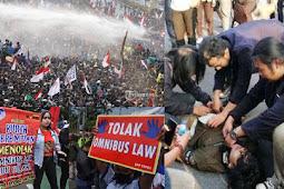 Isi Omnibus Law yang Ditolak Buruh dan Picu Demo Rusuh Dan Menimbulkan Banyak korban