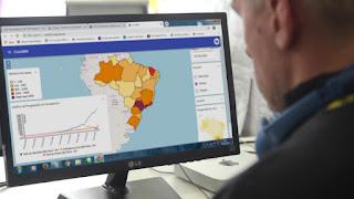 UFCG desenvolve plataforma pioneira para análise de dados do Covid-19