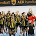 Αφιέρωμα της EHF στην ΑΕΚ