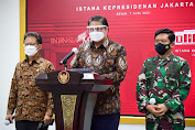 Pemerintah Inginkan Masyarakat Tingkatkan Kepatuhan Penggunaan Masker