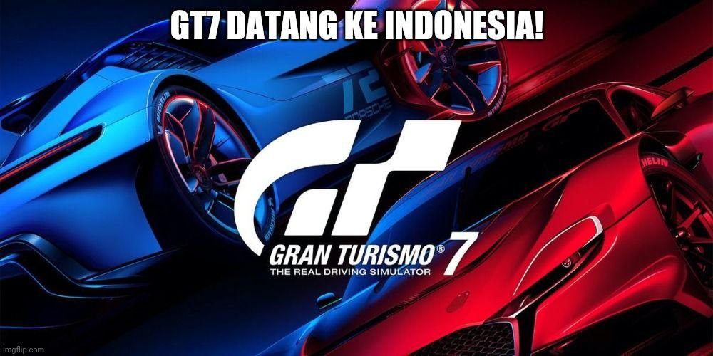 grand turismo 7 indonesia gt7 ps5
