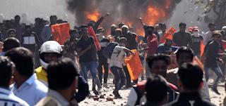 قتلى في أعمال عنف بين هندوس ومسلمين في نيودلهي