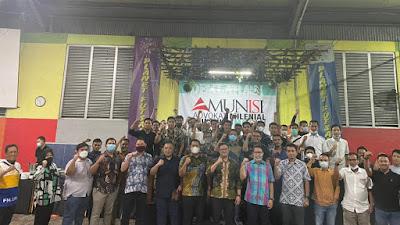 Advokat Milenial Jakarta Deklarasi Dukung IRW untuk Munas AAI