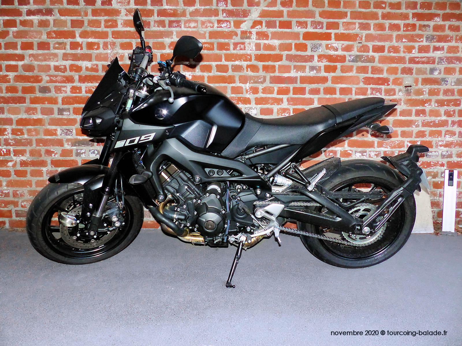 Yamaha DPM MT-09