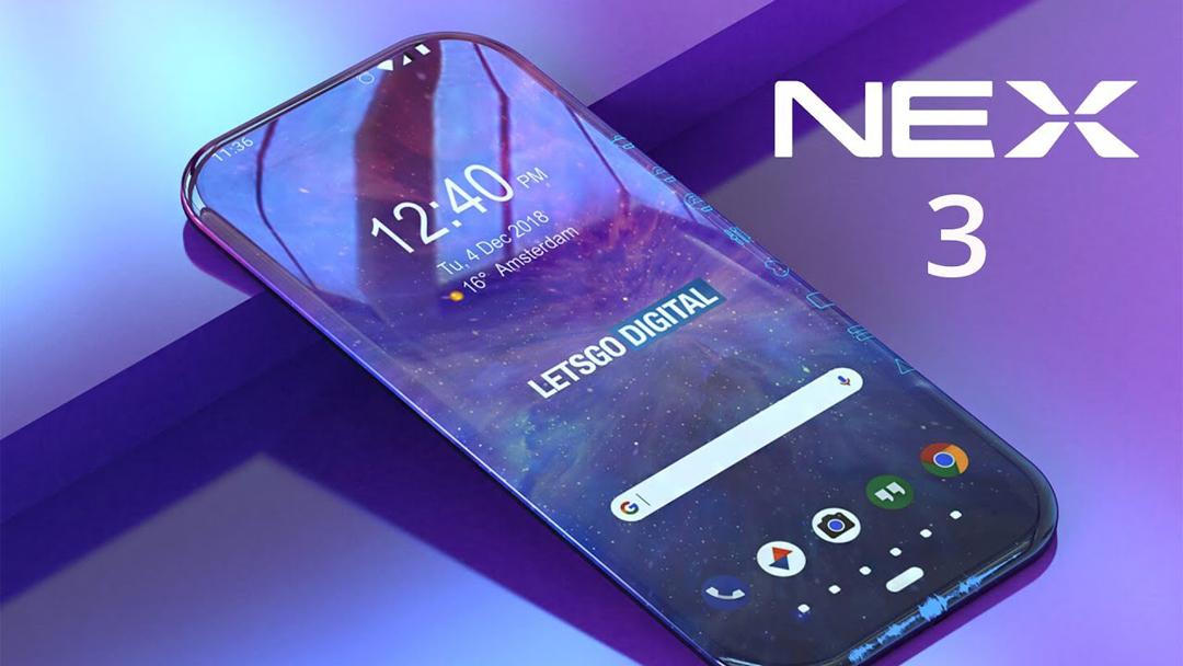 Ciri menarik smartphone Vivo NEX 3 5G Malaysia