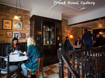 Trunk Road, Sydney