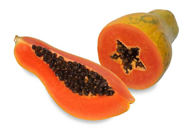 use papaya seeds