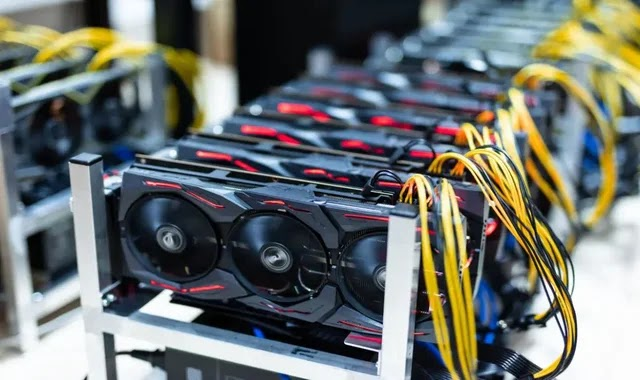 Ethereum coin mining is available via GeForce RTX 3060
