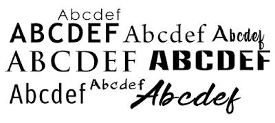 font terbaik
