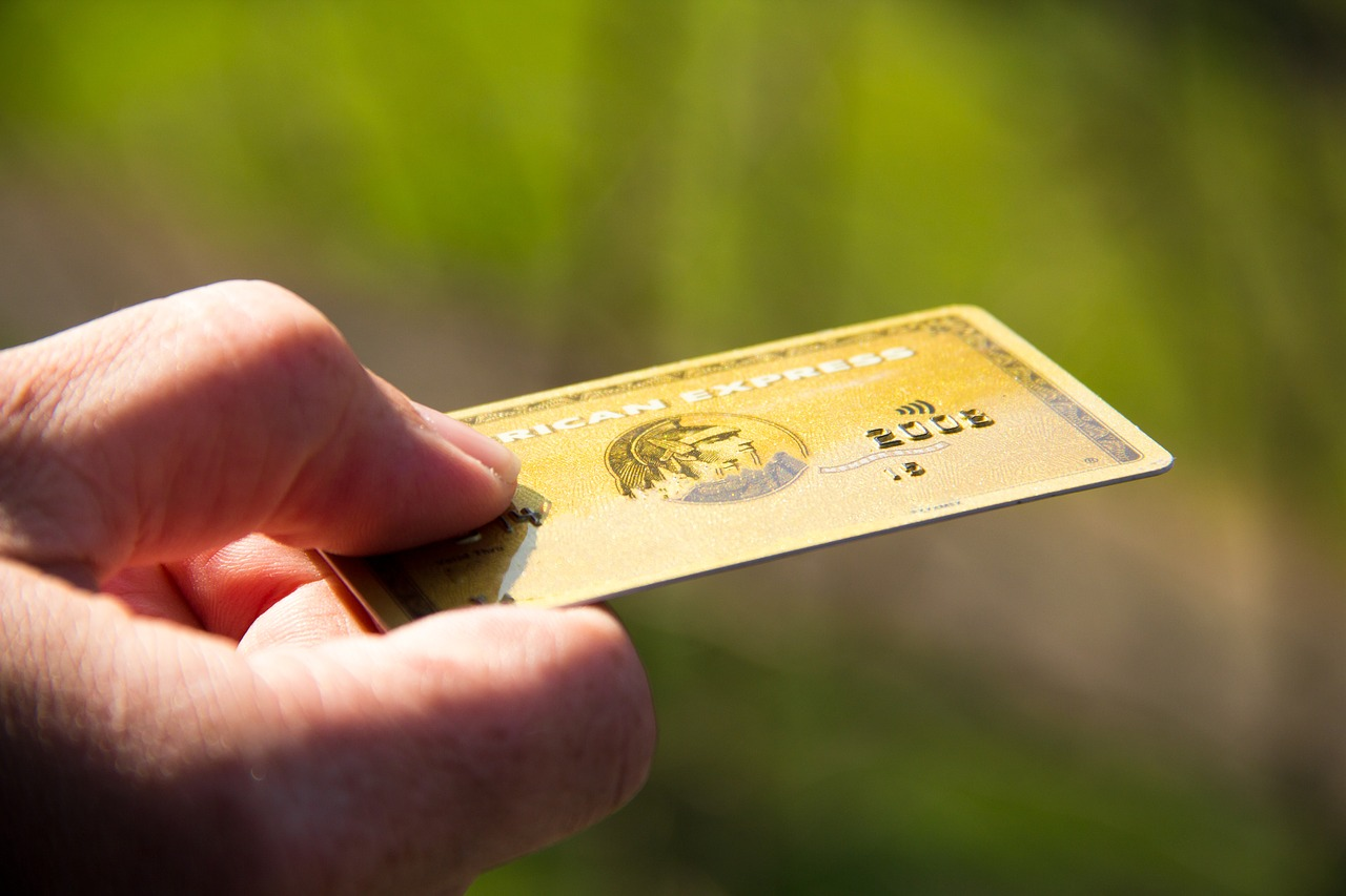 How to use payments for American express credit card