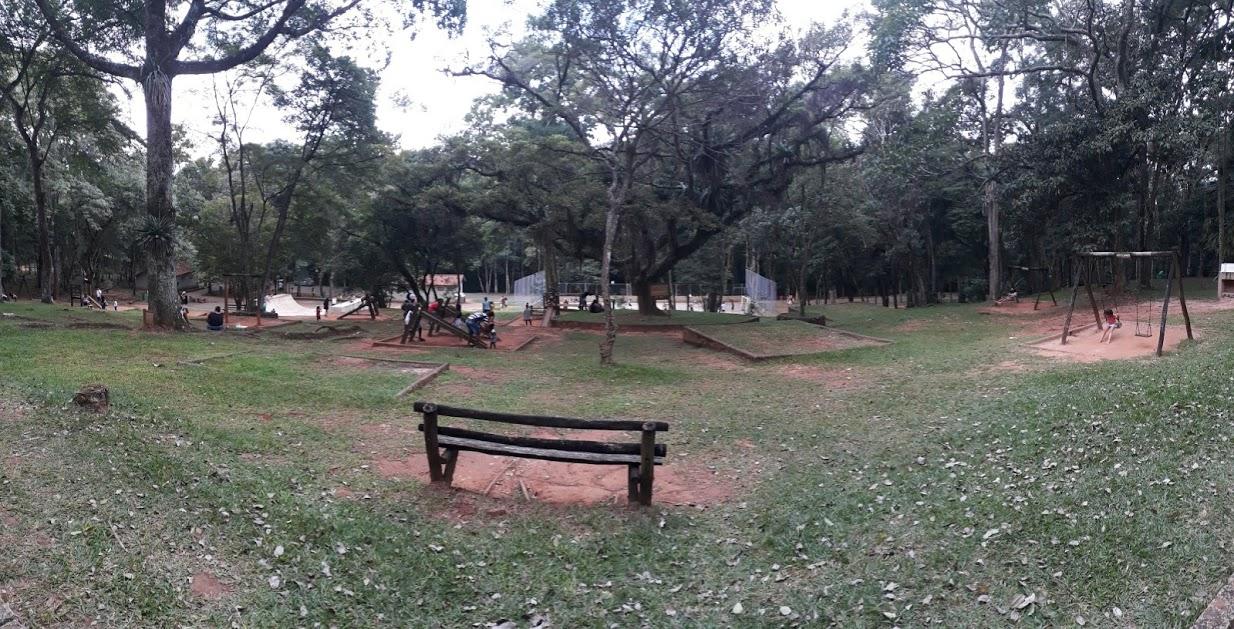Playground do Parque Estadual do Jaraguá. Foto: Marinaldo Pedrosa