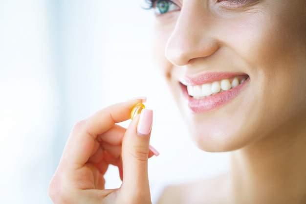 فيتامينات للمرأة