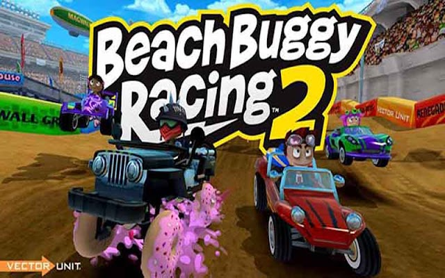 Beach Buggy Racing 2 1.4.2 b160 Apk + MOD (Money)